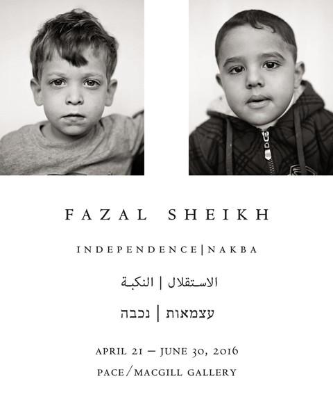 Fazal Sheikh: Independence | Nakba