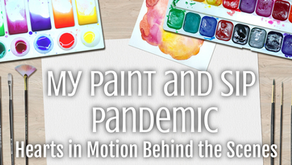 My Paint and Sip Pandemic