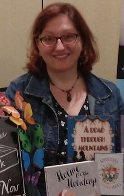 Miranda MacLeod, author