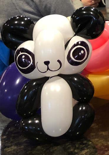 Balloon Panda