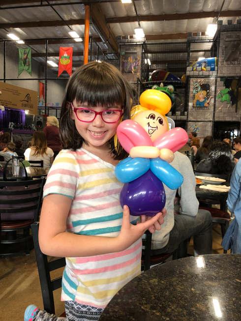 Butterfly Princess Balloon