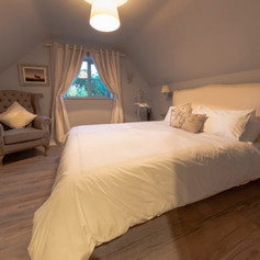Stag Bedroom at Hollowcombe Cottage