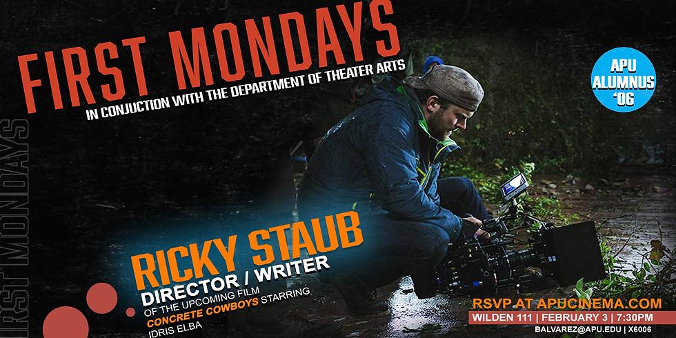 First Mondays with Ricky Staub