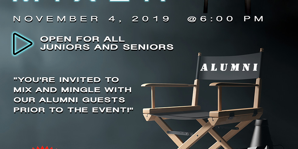 Networking Mixer with Alumni (Juniors and Seniors Only)