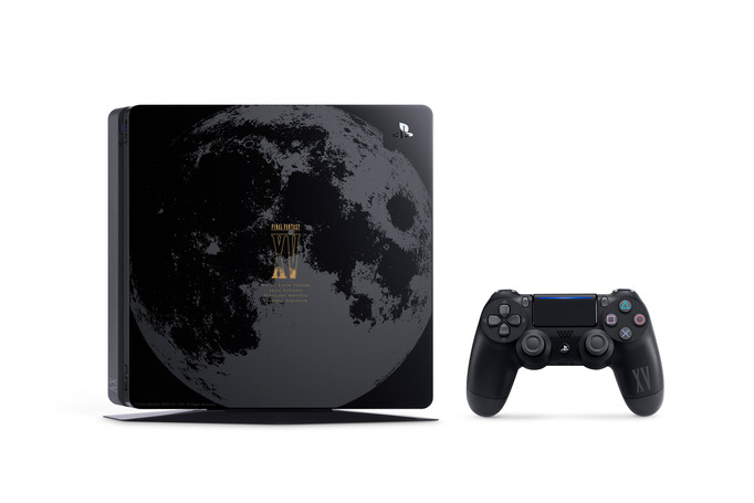FINAL FANTASY XV TENDRÁ SU PROPIO BUNDLE DE PS4 SLIM