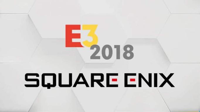 E3 2018 - TODO SOBRE LA CONFERENCIA DE SQUARE ENIX