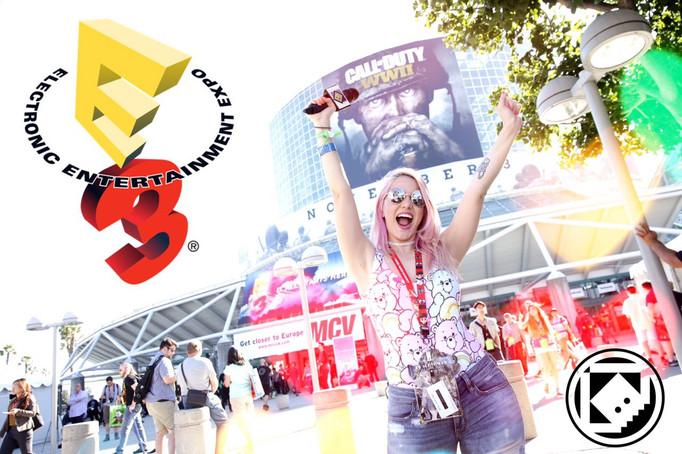 CONOCE LOS NOMINADOS A MEJORES JUEGOS DEL E3 2017 !!