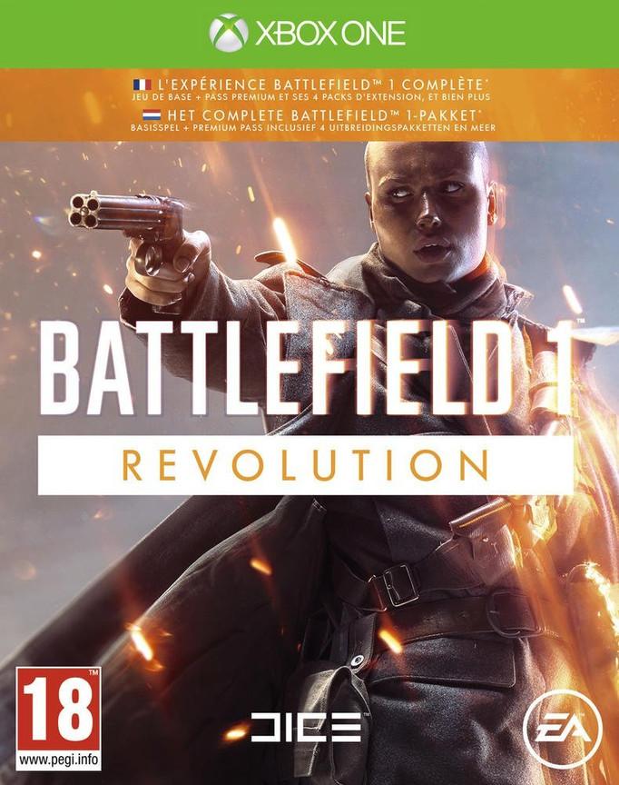 FILTRAN LA EDICIÓN REVOLUTION DE BATTLEFIELD 1