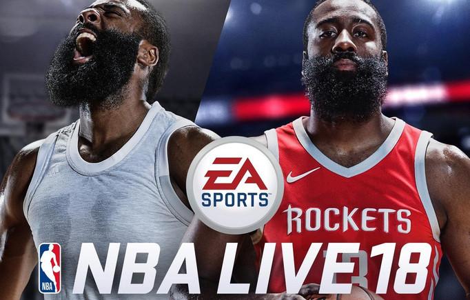 """EL DEMO DE """"NBA LIVE 18"""" YA ESTÁ DISPONIBLE !!"""