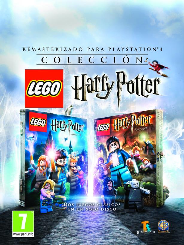 """LEGO HARRY POTTER COLLECTION"" LLEGARÁ A PLAYSTATION 4"