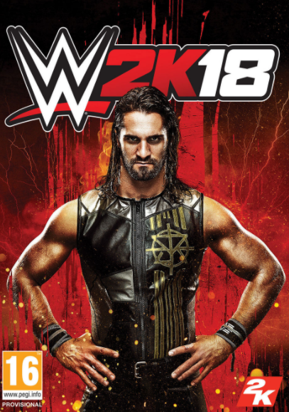 """CONOCE LA NUEVA LISTA DE LUCHADORES QUE LLEGARÁN A """"WWE 2K18"""""""