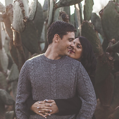 nico & jolene // engaged