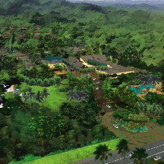 Jungle Resort, Goa, India