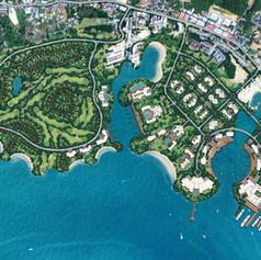 Waterfront Town Development, Malaysia