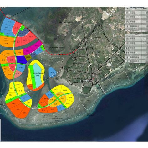 Land Use Feasibility Study, Cebu, Philippines