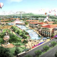 Jeju Lotte Resort Development, Jeju Island, Korea