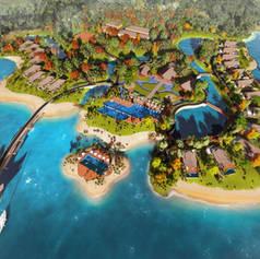 The Pearl Resort at Puerto Princesa, Palawan, Philippines
