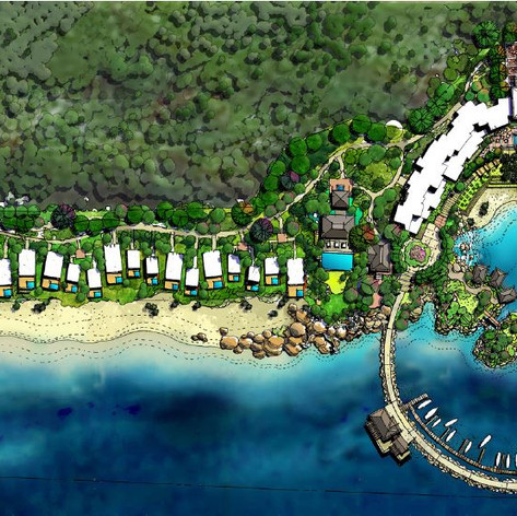 Nha Trang Fishing Village Resort, Nha Trang, Vietnam