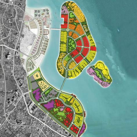 Penang Waterfront Development, Penang, Malaysia