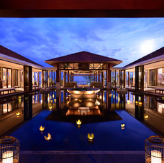 Banyan Tree Resort Lang Co, Hue, Vietnam