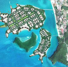 Mixed Use Island Development, Malaysia