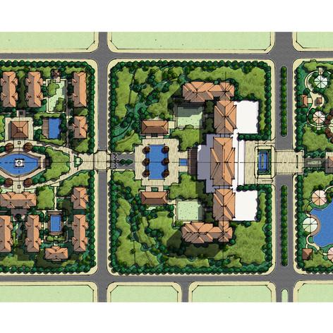 Phu Quoc Resort Initial Master Plan Study, Phu Quac, Vietnam