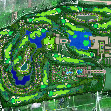 Cagayan Resort & Golf Course, Cagayan, Philippines