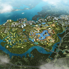International Destination Resort, Johor Bahru, Malaysia