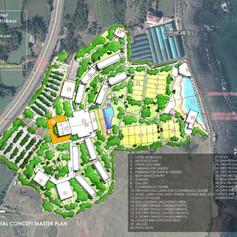 Jeju Resort Initial Master Plan Idea Study, Jeju Island, Korea
