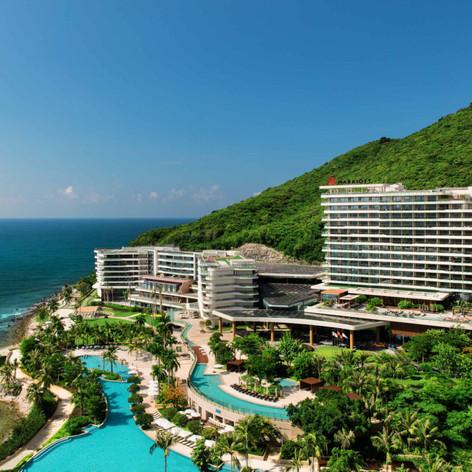 Sanya Marriott Hotel Dadonghai Beach, Sanya, China