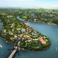 Yichang Tourism Destination Development, Yichang, China