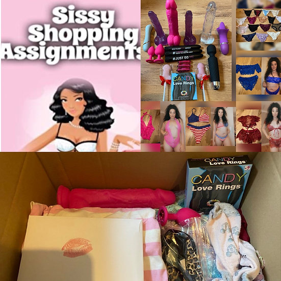 ULTIMATE SISSY PACKAGE GOLD ♥️♥️