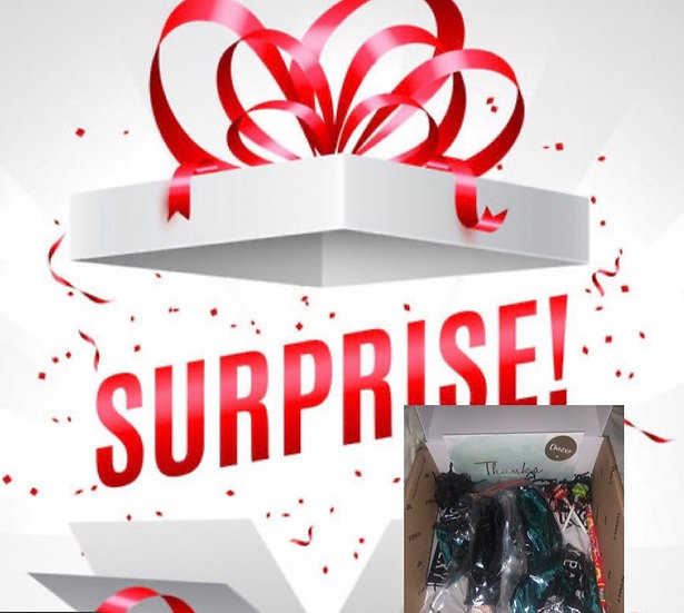 Silver surprise package