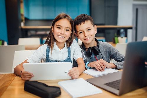Early Edge Math, English, Language Arts 100 (7th - 8th Grade)