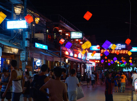 Cambodia - Siem Reap vol.6 (World Trip Day 29)