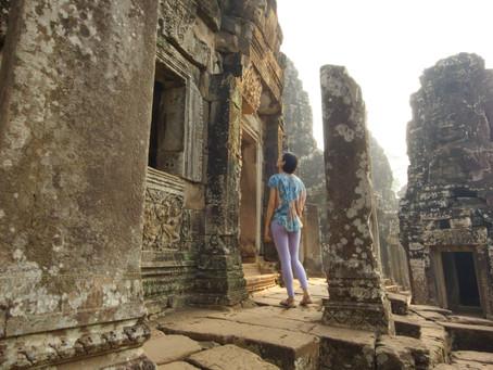 Cambodia - Siem Reap vol. 3 (World Trip Day 26)