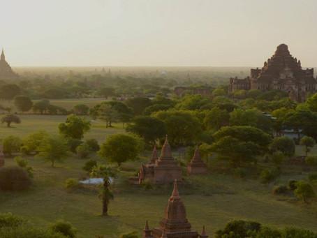 Myanmar - Bagan vol.1 (World Trip Day 61)