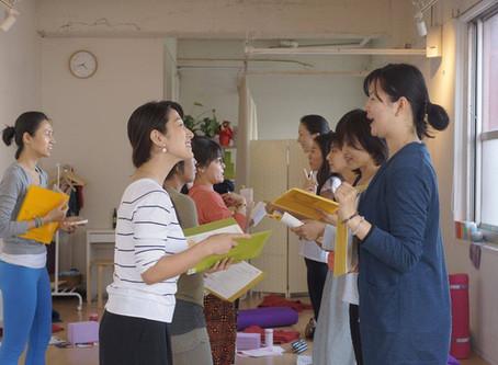 Yogis English Workshop #8 Started on Sunday