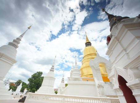 Thailand - Chiang Mai (World Trip Day 50)