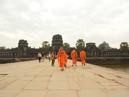 Cambodia - Siem Reap vol. 2 (World Trip Day 25)