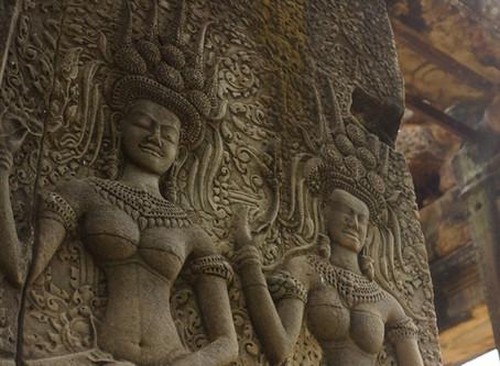 Cambodia - Siem Reap vol.5 (World Trip Day 28)