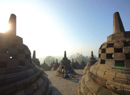 Indonesia - Yogyakarta (World Trip Day 76)