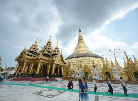 Myanmar - Yangon vol.1 (World Trip Day 57)
