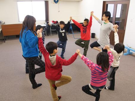 Kids Yoga Class at SOWA
