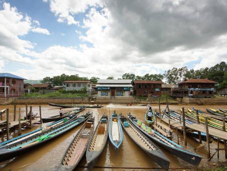 Myanmar - Inle Lake vol.1 (World Trip Day 64)