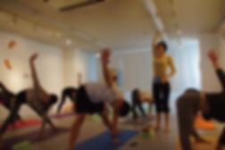 Sandra Fang Lesson サンドラ ファン レッスン | Yoga Forest Kyoto ヨガフォレスト京都