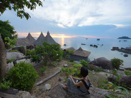 Thailand - Ko Tao (World Trip Day 41)