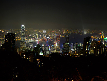 Hong Kong (World Trip Day 14)