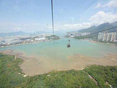 Hong Kong - Lantau & Dai O (World Trip Day 15)