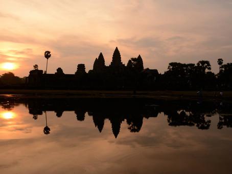 Cambodia - Siem Reap vol.1 (World Trip Day 24)